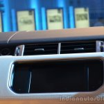 2014 Range Rover Sport India AC vents