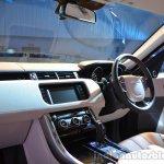2014 Range Rover Sport India cabin