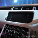 2014 Range Rover Sport India central screen