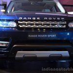 2014 Range Rover Sport India front 2