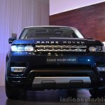 2014 Range Rover Sport India front fascia