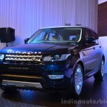 2014 Range Rover Sport India front three quarter