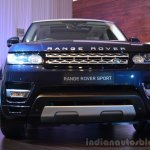 2014 Range Rover Sport India front