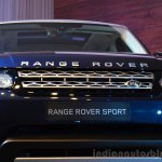 2014 Range Rover Sport India grille