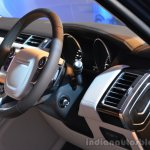 2014 Range Rover Sport India steering