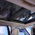 2014 Range Rover Sport India sunroof
