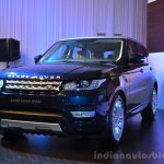 2014 Range Rover Sport India three quarter front