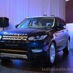 2014 Range Rover Sport India three quarter front