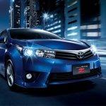 2014 Toyota Corolla Altis Z