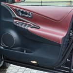2014 Toyota Harrier door pad
