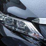 2014 Toyota Harrier headlamp