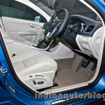 2014 Volvo S60 facelift India front door