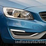 2014 Volvo S60 facelift India headlight