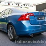 2014 Volvo S60 facelift India rear three quarter