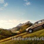 2014 Volvo XC60 Hill Descent