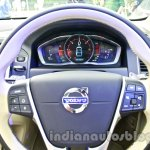 2014 Volvo XC60 facelift India ADD display