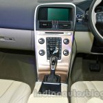 2014 Volvo XC60 facelift India center console