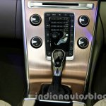 2014 Volvo XC60 facelift India gearlever