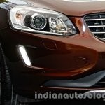 2014 Volvo XC60 facelift India headlight