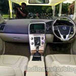 2014 Volvo XC60 facelift India interiors
