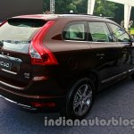2014 Volvo XC60 facelift India rear three quarters
