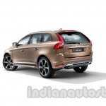2014 Volvo XC60 rear three quarters