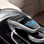 2015 Mercedes C Class touchpad