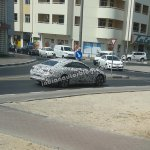 2015 Mercedes S Class Coupe spied