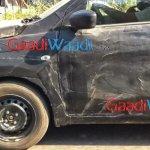 2015 Suzuki Alto front fender spyshot