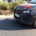 2015 Suzuki Alto snout spyshot