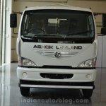 Ashok Leyland BOSS LX front