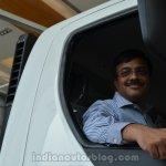 Ashok Leyland BOSS Mr. Dasari