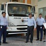 Ashok Leyland BOSS launched