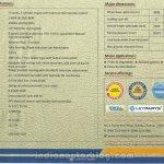 Ashok Leyland Boss 1213 LX