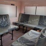 Ashok Leyland Dost Express passenger compartment