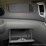 Ashok Leyland Stile glovebox open