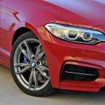 BMW 2 Series M235i headlight