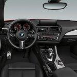 BMW 2 Series M235i interiors