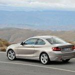BMW 2 Series rear three quarter