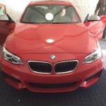 BMW M235i front