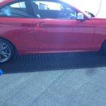 BMW M235i side