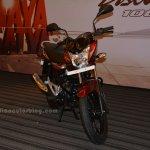 Bajaj Discover 100M front