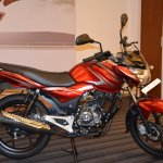 Bajaj Discover 100M side view