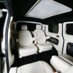 DC Design Nissan Evalia cabin
