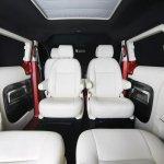DC Design Nissan Evalia interior