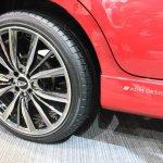 Daihatsu Xenia Scarlet wheel