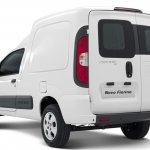 Fiat Fiorino rear
