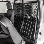 Fiat Uno van cabin
