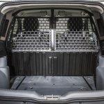 Fiat Uno van cargo area