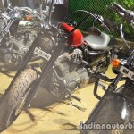 Harley Davidson India Forty-Eight customized
